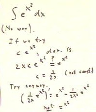 find an antiderivative of E Antiderivative